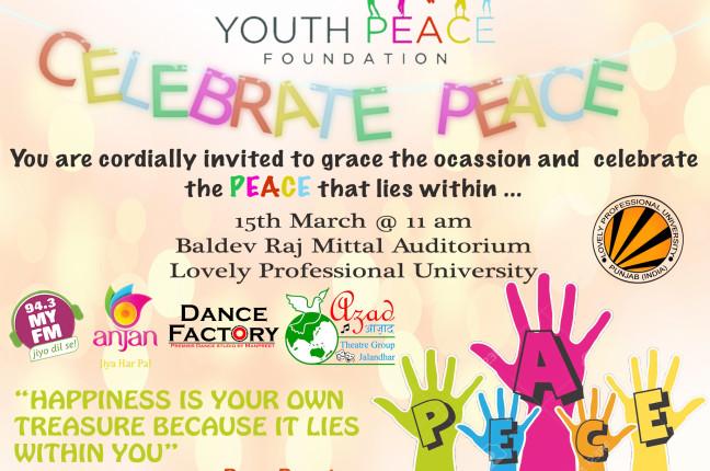 PEACE CELEBRATED AT LPU