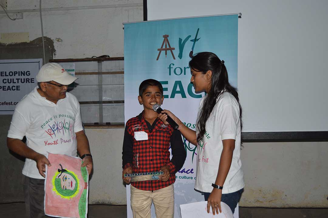 Art for Peace at RVK, Pune (5)
