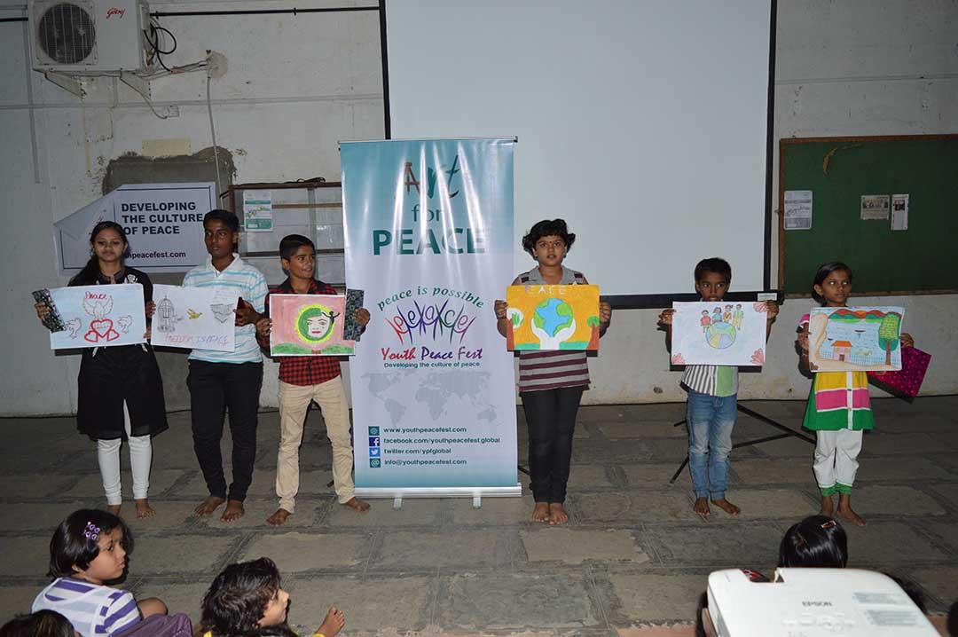 Art for Peace at RVK, Pune (7)