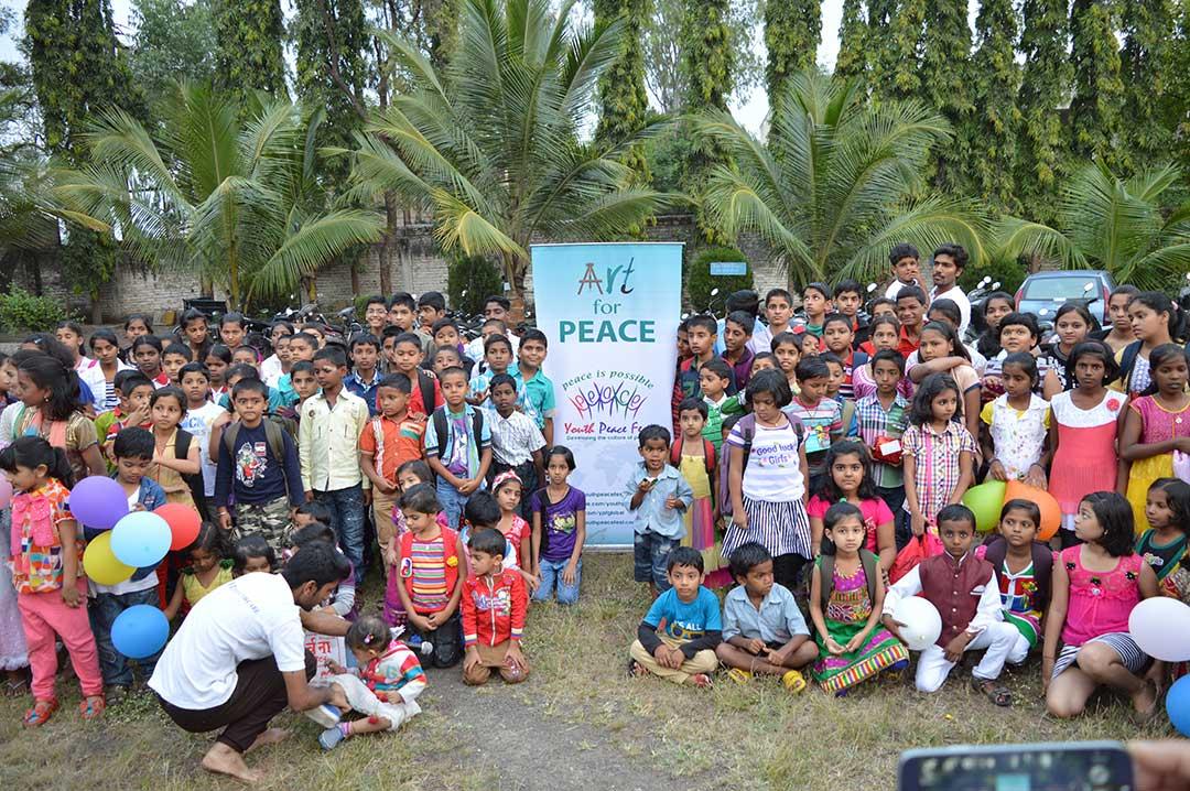 Art for Peace at RVK, Pune (8)