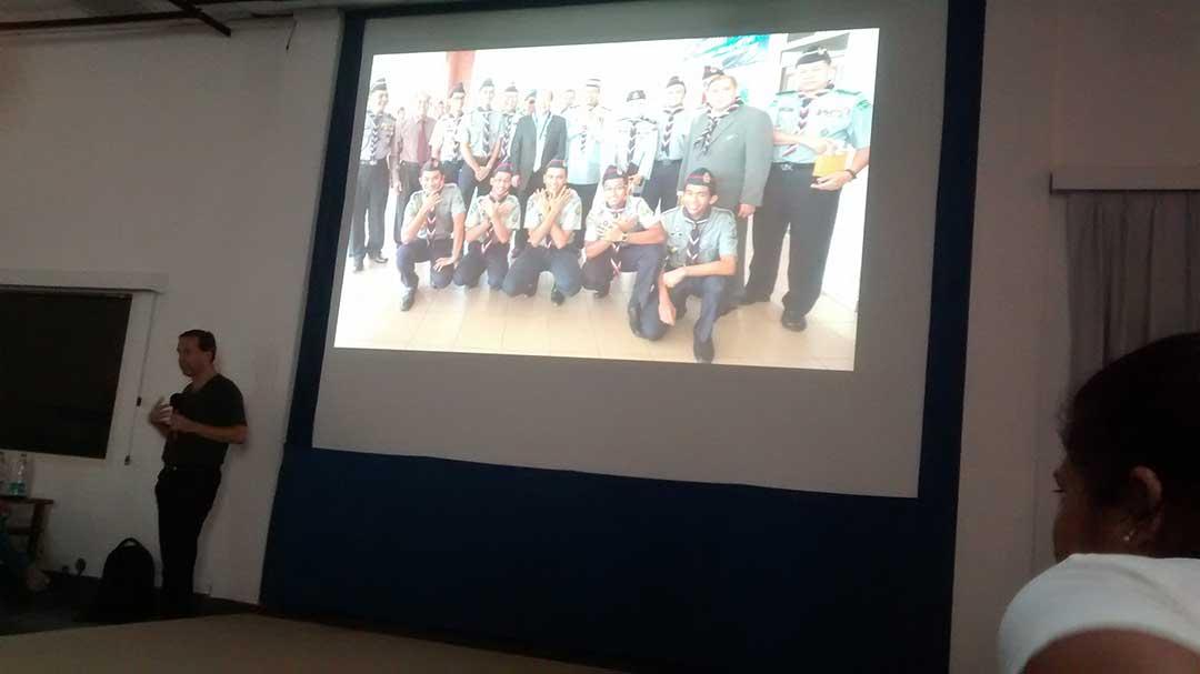 Delhi YPF prepration meet (1)