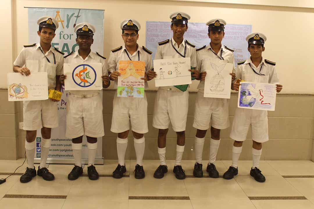 YPF Art & Music, BP Marine Academy (5)