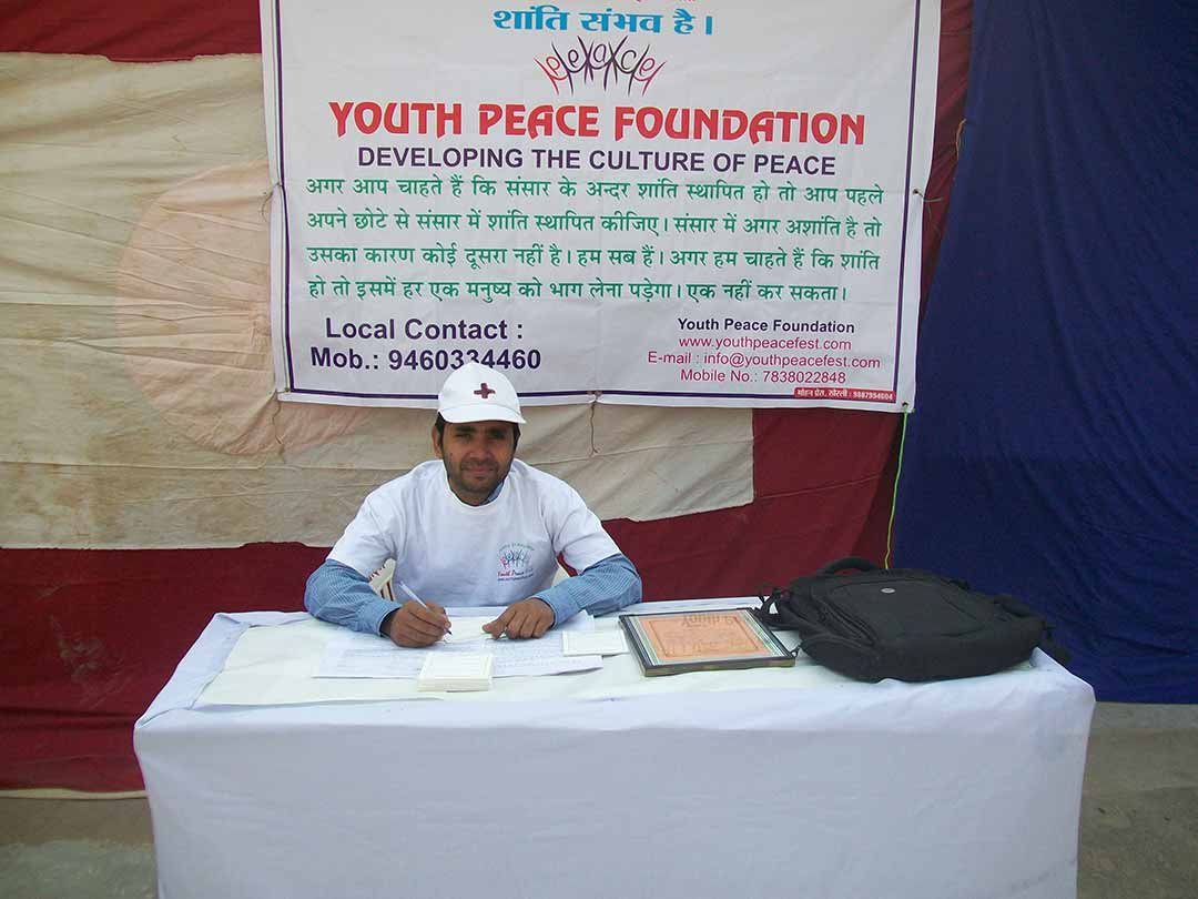 Essay Competition on Peace, by YPF Team, Alwar, Rajasthan