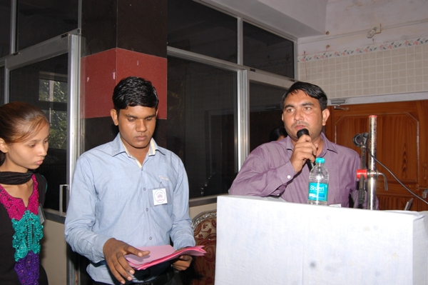 Write for Peace & Talk for Peace Competitions at Hindaun City, Rajasthan