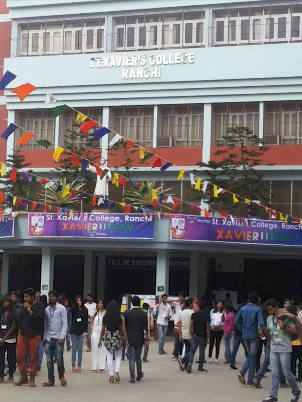 Xavier College, Ranchi (8)