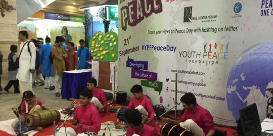 International Peace Day 2015