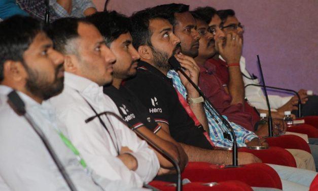 Business of Life at Hero MotoCorp, Jaipur