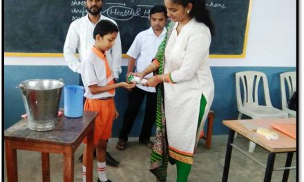 Cleanliness Activities in Schools